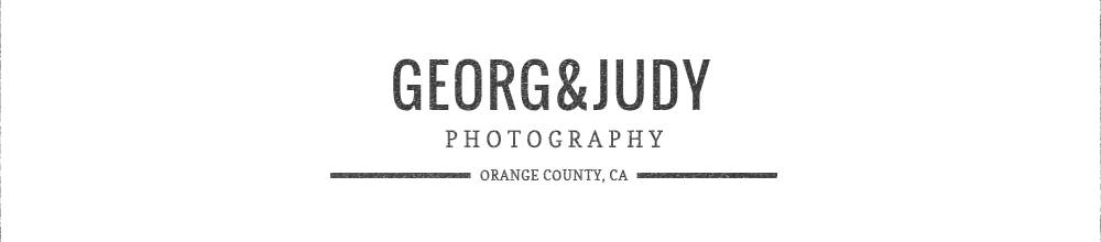 Georg and Judy Photography | Orange County, CA logo